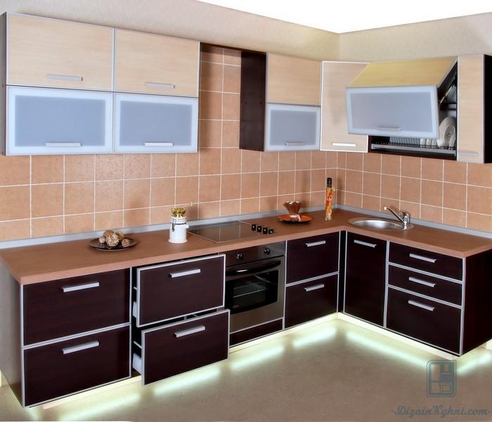 Гарнитур для маленькой кухни: как правильно подобрать и обустроить кухню