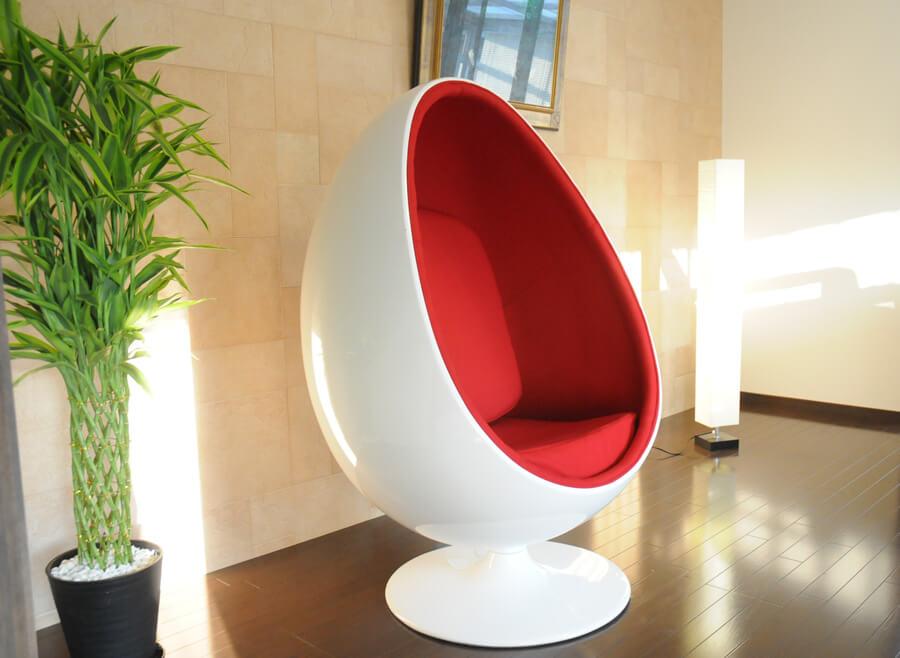 стул яйцо