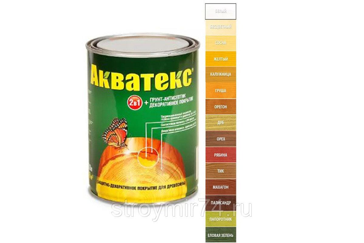 Акватекс - защитное текстурное покрытие древесины. стройхит