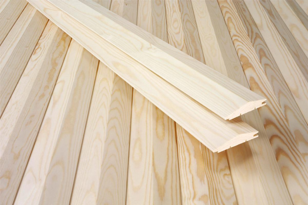 Деревянная вагонка (38 фото): размеры продукции из дуба, ширина и толщина вариантов для отделки интерьера, идеи отделки из дерева