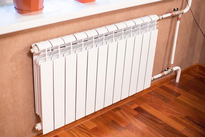 теплоотдача алюминиевых радиаторов