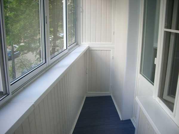 Отделка балкона панелями мдф – пошаговая инструкция