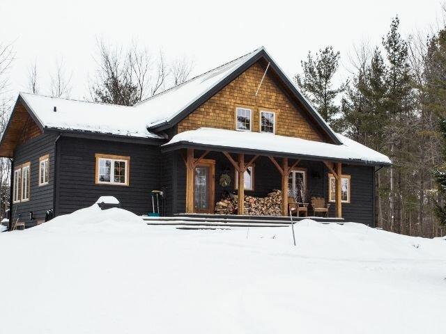 Утепление каркасного дома для зимнего проживания за 7 этапов