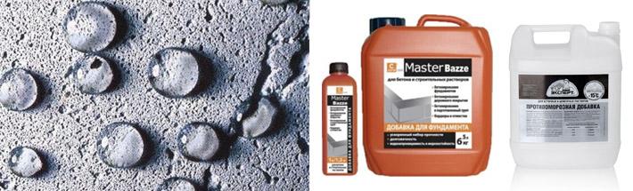 Что такое противоморозная добавка в бетон?