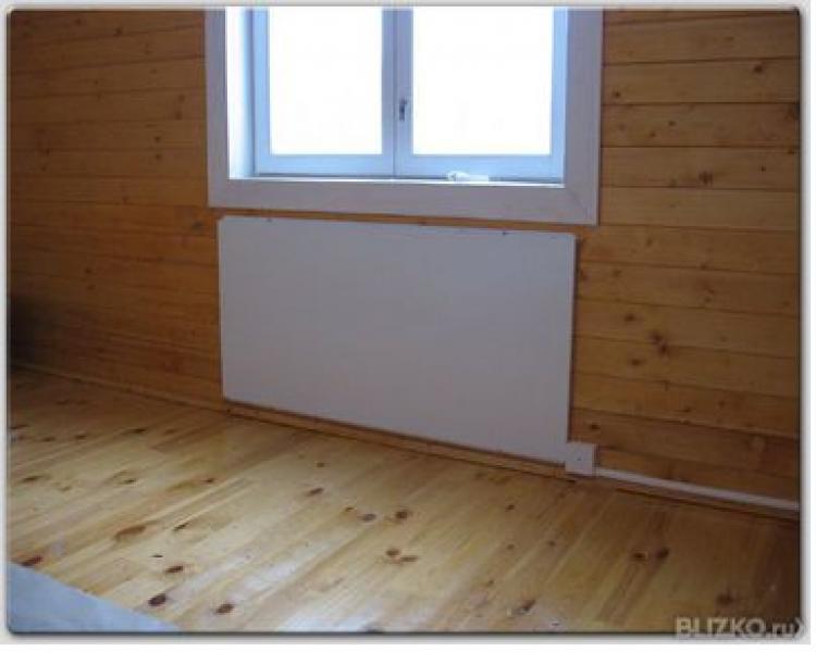 Инфракрасное отопление: панели для дома, пленочные обогреватели, отопительные системы, ик потолок тепловой