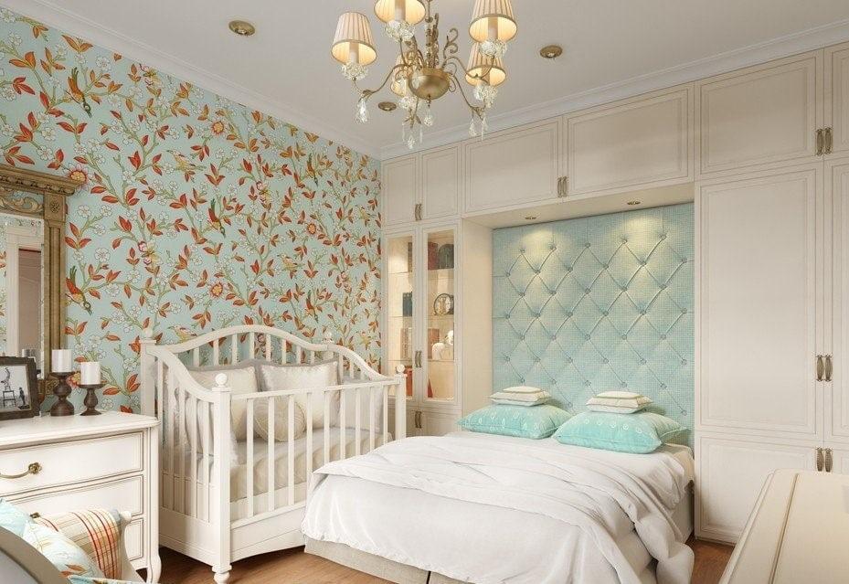 Гостиная и детская в одной комнате - дизайн интерьера квартиры