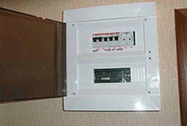 Ящик для счетчика электроэнергии уличный: виды и типы