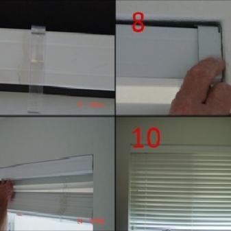 Автоматические жалюзи с электроприводом (9 фото примеров)