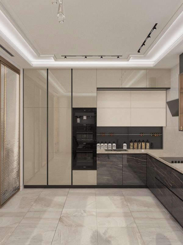 Интерьер кухни в современном стиле - подборка идей (2019)