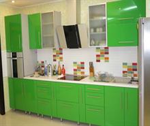 Кухня 2 на 2, 3, 4 или 5 метров (прямая): дизайн интерьера с холодильником | дизайн и фото