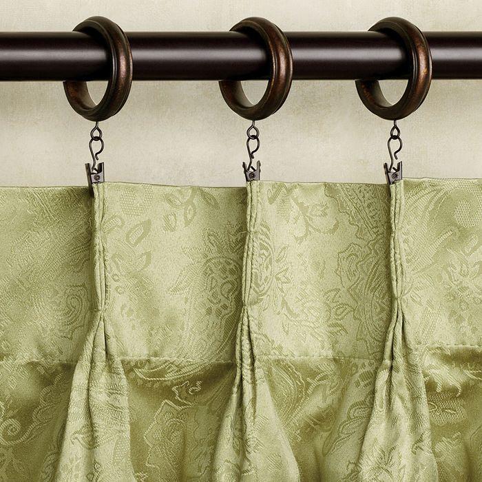 шторы на петлях фото