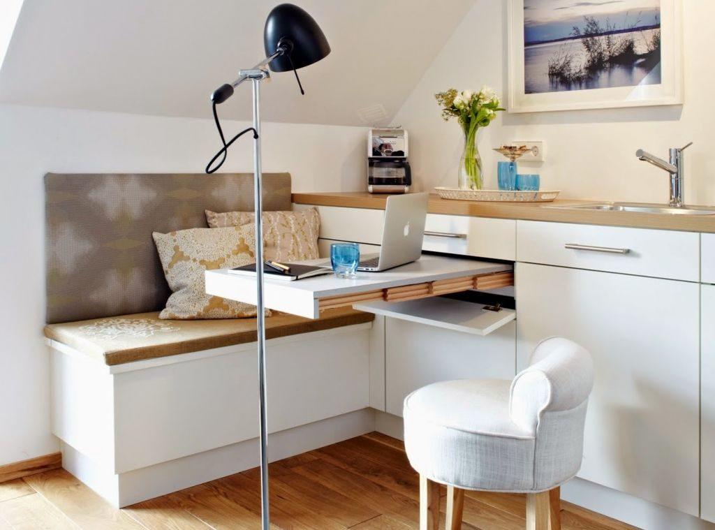 «умная» мебель для обустройства интерьера на маленьких площадях