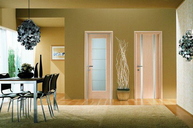 Как выбрать цвет пола и дверей в интерьере - сочетания +75 фото