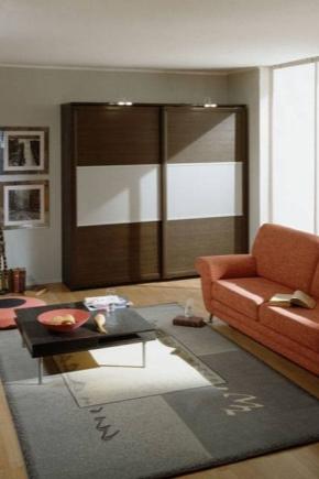 Шкафы-купе. дизайн, советы и фото примеров