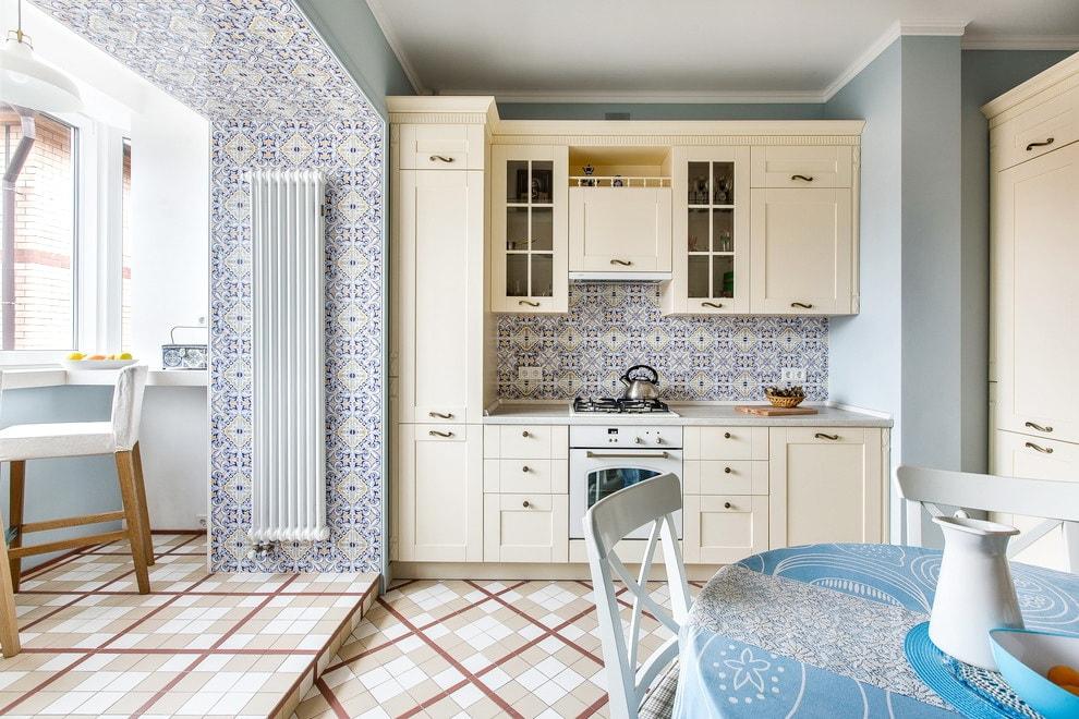 Прямая кухня: 100 лучших фото идей современного дизайна
