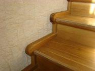 Накладки на ступени лестницы из ковролина: выбираем накладки из ковролина и ковровые для деревянной лестницы