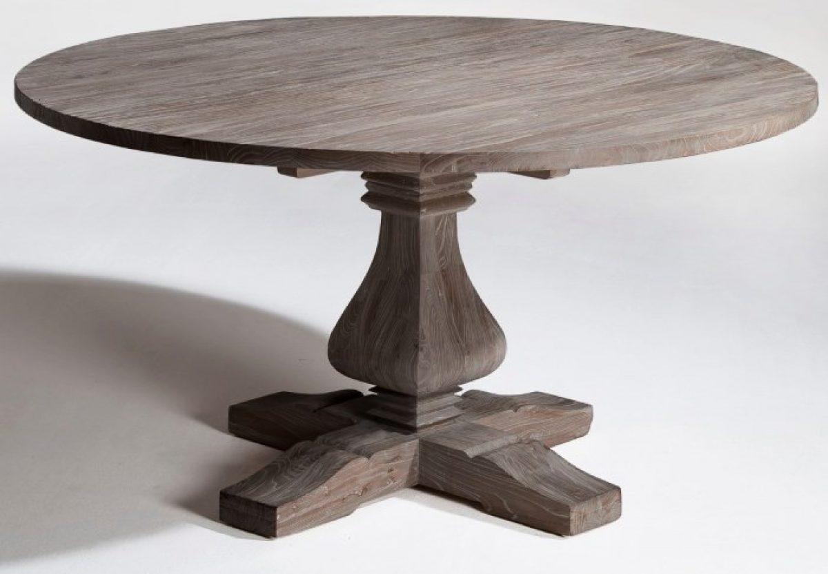 Раздвижной круглый стол на кухню: плюсы, минусы и тонкости выбора
