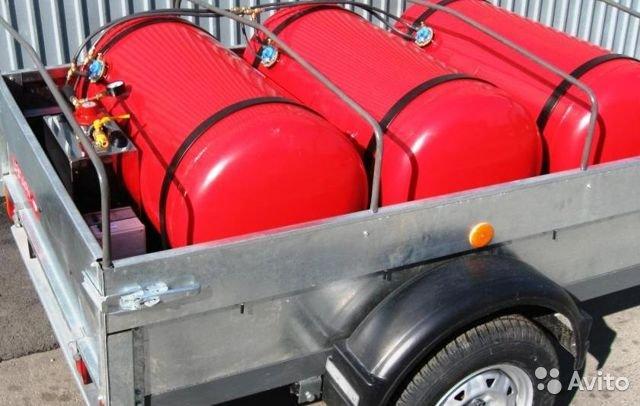 Газгольдер установка под ключ. стоимость установки газгольдера.