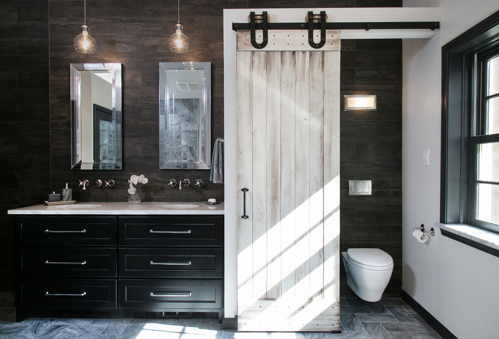 красивые ванные комнаты