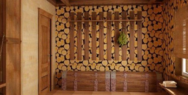 Декорирование стен с использованием спилов дерева, не знаете, что это,  тогда к нам - dekor-dizajn.ru