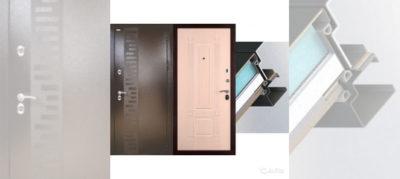 двери в дом с терморазрывом