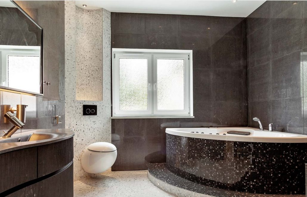 ванная комната дизайн в обычной квартире