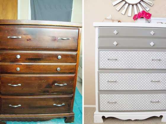 Старинные шкафы в интерьере