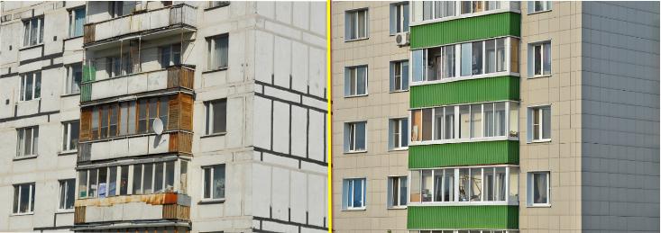 Деревянный вентилируемый фасад: особенности монтажа