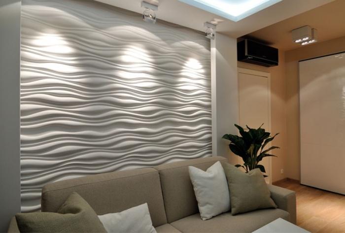 Рекомендации, чем покрыть стены в квартире вместо обоев: современные типы покрытий