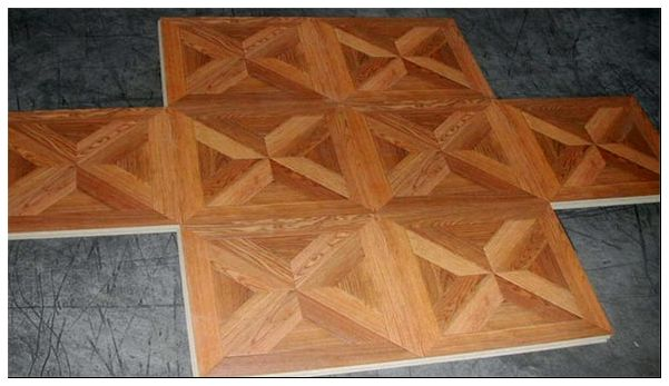 Ламинат под плитку на кухне (47 фото): что лучше плитка или водостойкий ламинат