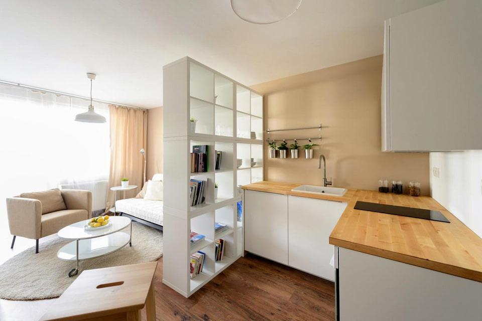 Дизайн кухни-студии. лучшие 70 идеи с фото