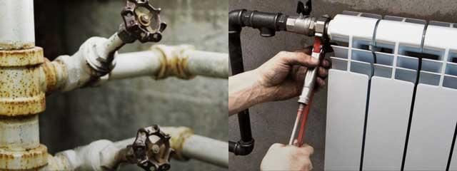 В каких случаях и почему шумит вода в трубах отопления