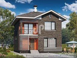 проект дома 2 этажа