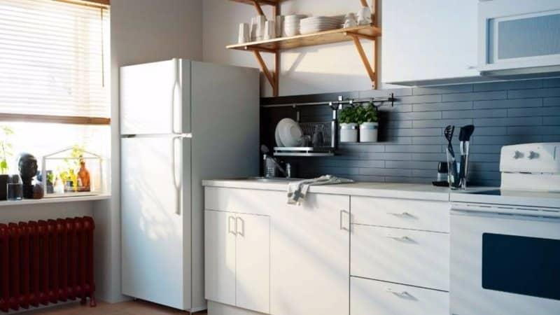 установка холодильника на кухне правила установки
