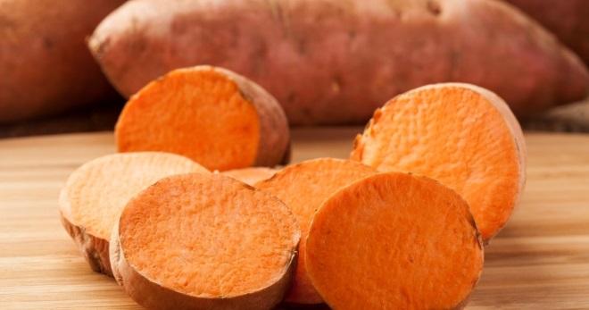 Чем отличается батат от картофеля? | пища это лекарство