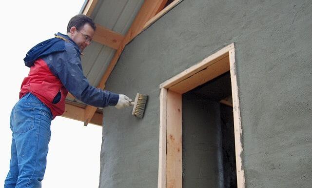 Справочник строителя | технологические процессы оштукатуривания