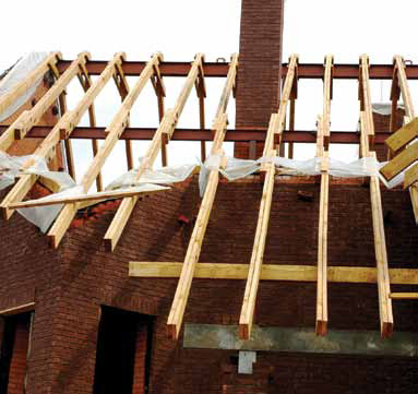Сращивание стропил по длине — виды соединений для монтажа - самстрой - строительство, дизайн, архитектура.