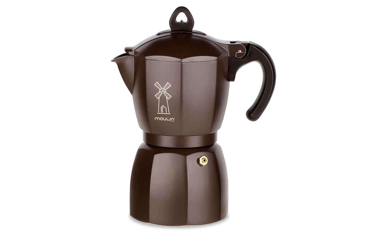 гейзерный кофейник