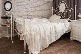 дизайн комнаты с кроватью