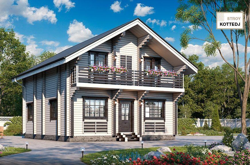 Красивые частные дома - фото лучших проектов и советы как создать красивый дом