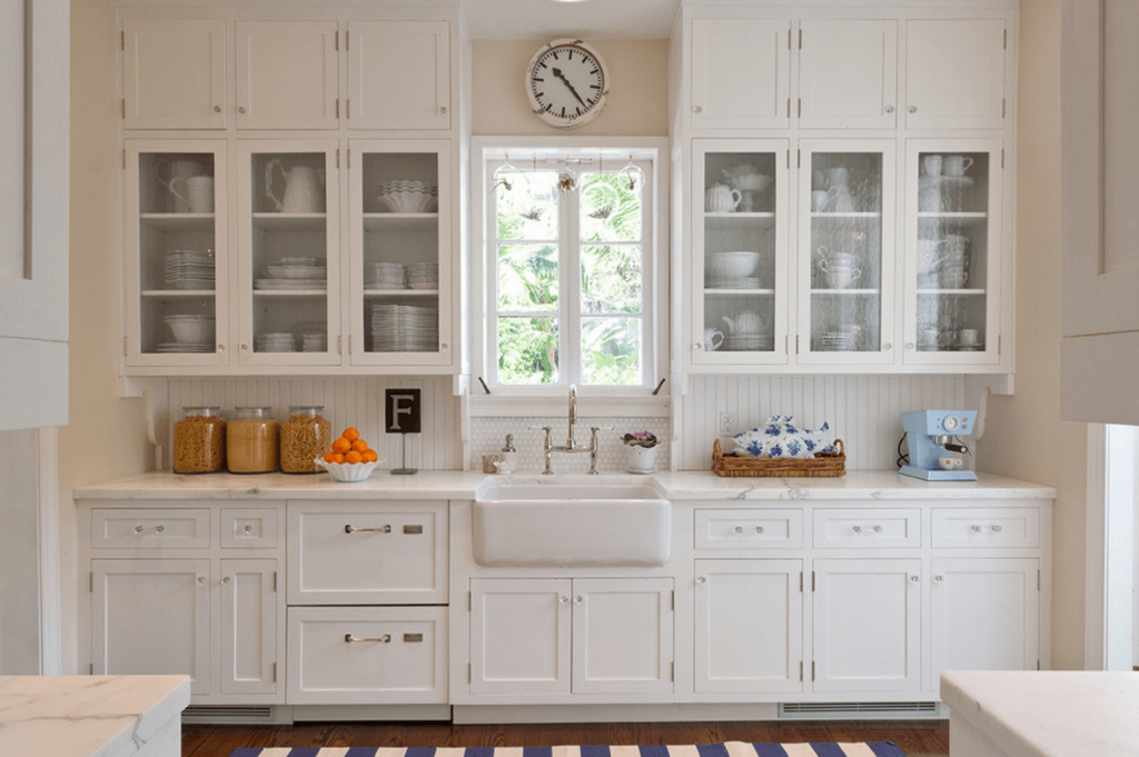 кухонный гарнитур в стиле прованс