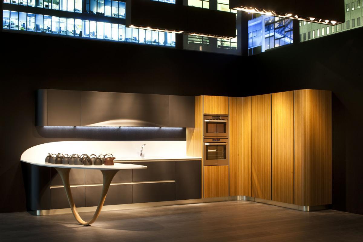 красивые кухни в квартирах фото