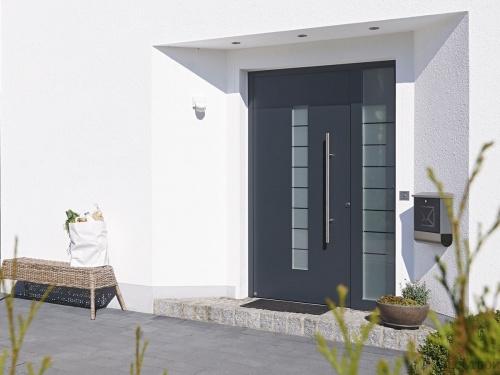 Рулонные ворота херманн. идеально для дома, выгодно для бизнеса