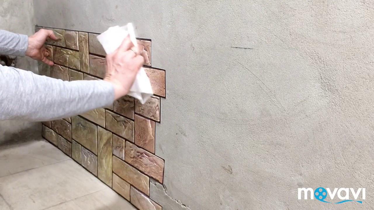 Отделка стен пластиковыми панелями: способы крепления