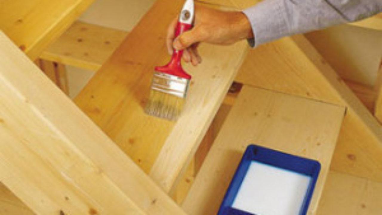 Как и чем красить лестницу в доме: советы профессионалов