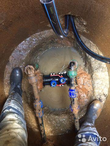 Как врезаться в пластиковую водопроводную трубу