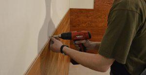 Обрешетка стен своими руками: деревянная, металлическая, крепление