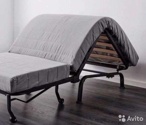 Кресло-кровать икеа, особенности и преимущества, популярные серии