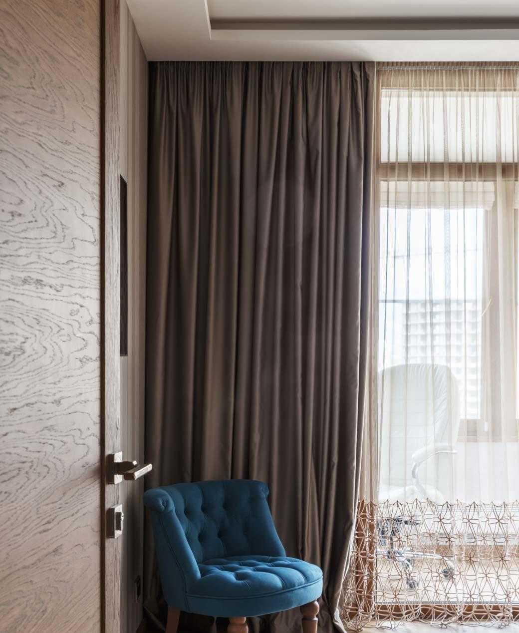 Какой цвет штор подойдет к серым обоям: серые шторы в интерьере гостиной