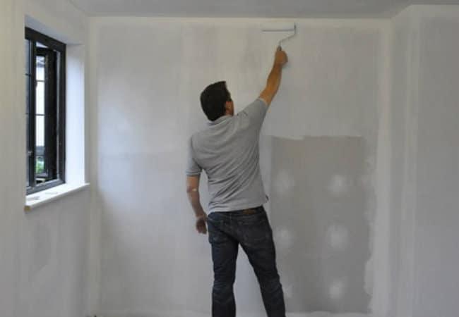 Нужно ли грунтовать стены перед покраской: чем, сколько раз и как правильно это делать